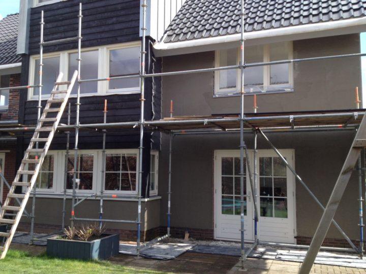 Dakopbouw Hooglanderveen
